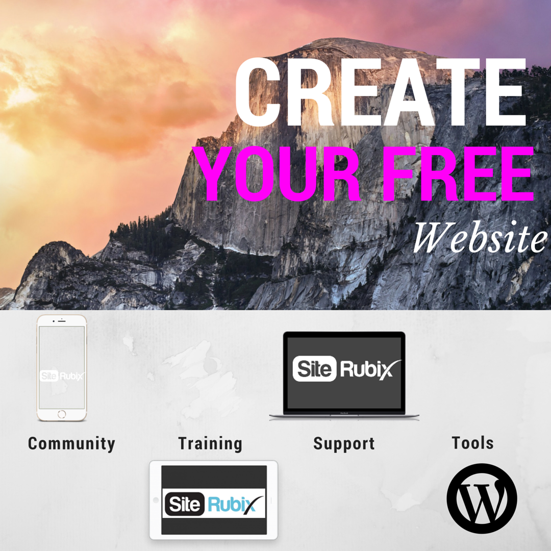 Create Your Free Website
