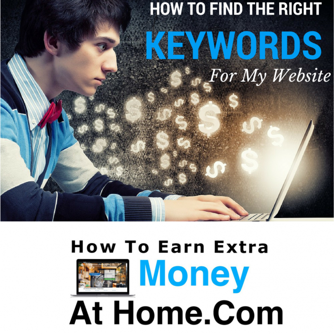 How To Find The Right Keywords For My Website